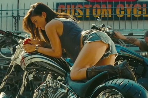 Megan-fox-on-a-motorcycle